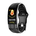 economico Polo da uomo-p11 Unisex Intelligente Bracciale Android iOS Bluetooth Impermeabile Schermo touch Monitoraggio frequenza cardiaca Misurazione della pressione sanguigna Sportivo ECG + PPG Timer Pedometro Avviso di