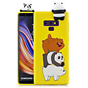 cheap Galaxy J Series Cases / Covers-Case For Samsung Galaxy Note 9 / Note 8 Pattern Back Cover Cartoon Soft TPU for Note 9 / Note 8
