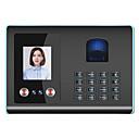 ieftine Access Control & Attendance Systems-fa01 identificarea biometrică a amprentelor față și dispozitivul de prezență a timpului