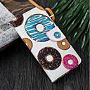 رخيصةأون حافظات / جرابات هواتف جالكسي J-غطاء من أجل Samsung Galaxy J6 (2018) / J5 (2017) / J4 (2018) محفظة / حامل البطاقات / مع حامل غطاء كامل للجسم مأكولات قاسي جلد PU