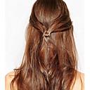 ieftine Bijuterii de Păr-Pentru femei femei Vintage De Bază Modă Aliaj Hair Charms Școală Casul / Zilnic - Mată