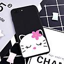 رخيصةأون أغطية أيفون-غطاء من أجل Apple iPhone XR / iPhone X / iPhone 8 Plus نموذج غطاء خلفي كارتون ناعم TPU