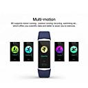 economico Orologi stile militare-SMA SMA-B5 Uomini donne Intelligente Guarda Android iOS Bluetooth Impermeabile Schermo touch GPS Monitoraggio frequenza cardiaca Misurazione della pressione sanguigna Timer Pedometro Avviso di