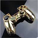ieftine Accesorii PS4-set complet de buton de acoperire a butonului de buton și de înlocuire completă a setului de butoane pentru controlerul de ps4 caseta de protector pentru PS4