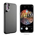 ieftine Lentile de Telefoane Mobile-Obiectivul telefonului mobil Lentile Fish-Eye / Lentile cu Focalizare Lungă sticlă / ABS + PC 2X 10 mm 0.01 m 180 ° Cool / Amuzant