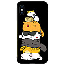 """رخيصةأون ماك بوك برو 15 """"الحالات-حالة لتفاح iphone 7 / فون 7 زائد نمط الغطاء الخلفي القط / الحيوان هلام السيليكا لينة آيفون xs / iphone xr / iphone xs max"""