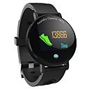 Χαμηλού Κόστους Έξυπνα ρολόγια-Y6 PLUS Άντρες Έξυπνο ρολόι Android iOS Bluetooth Αδιάβροχη Οθόνη Αφής Συσκευή Παρακολούθησης Καρδιακού Παλμού Μέτρησης Πίεσης Αίματος Αθλητικά ΗΚΓ + PPG