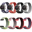 Χαμηλού Κόστους Λουράκια καρπού για Fitbit-Παρακολουθήστε Band για Fenix Chronos Garmin Αθλητικό Μπρασελέ Νάιλον Λουράκι Καρπού