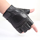 Недорогие Ремешки для Apple Watch-унисекс кожаные тактические перчатки напольные дышащие противоскользящие перчатки для тренировок