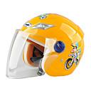 billige Hjelme & Masker-Halvhjelm Børn Drenge / Pige Motorcykel hjelm Nem dressing / Child Safe Case / Ultra Lys (UL)