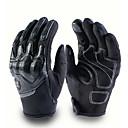 Недорогие Мотоциклетные перчатки-Мото мотокросс перчатки мужчины женщины внедорожный мотоцикл перчатки с сенсорным экраном полный палец