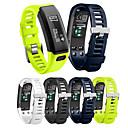halpa Kellonrannekkeet Garmin-smartwatch-vyöhyke vivosmart hr garmin -hihnalle silikoniurheilumuotin pehmeä bändi