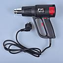 ieftine HDMI-1 Bucată MetalPistol Arma cu aer cald Durabil Moale Negru 25*25 cm