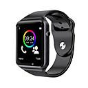 ieftine Ceasuri Smart2-a1s ceas de mână bluetooth inteligent ceas pedometru de sport cu sim smartwatch camera