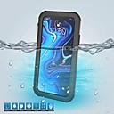 ieftine Carcase iPhone-caz pentru iphone iphone xr / iphone xs maxim rezistent la apa corp corpuri pline solid plastic colorat pentru iphone xs / iphone xr / iphone xs max