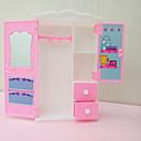 ieftine lanterne-Barbie Doll dulap cu Baby Doll și unsprezece rochii