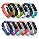 Χαμηλού Κόστους Λουράκια καρπού για Fitbit-Παρακολουθήστε Band για Fitbit Alta Fitbit Αθλητικό Μπρασελέ σιλικόνη Λουράκι Καρπού