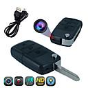 رخيصةأون كاميرات المراقبة IP-مصغرة سيارة مفتاح سلسلة كاميرا كاميرا الفيديو كاميرا كشف الحركة