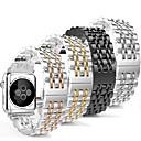 رخيصةأون أساور ساعات هواتف أبل-الفرقة الذكية لساعة أبل سلسلة 4/3/2/1 سبع حبات iwatch حزام