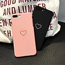 cheap iPhone Cases-Case For Apple iPhone XS / iPhone XR / iPhone XS Max Frosted / Pattern Back Cover Heart Hard PC