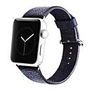 billige Apple Watch-remmer-Klokkerem til Apple Watch Series 5/4/3/2/1 Apple Klassisk spenne Ekte lær Håndleddsrem