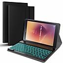 ieftine Carcase/Huse Kindle-Maska Pentru Samsung Galaxy Galaxy Tab A 10.5 T595 T590 Anti Șoc / Anti Praf / cu Tastatură Carcasă Telefon Mată Greu PU piele