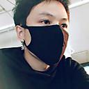 ieftine Cercei-Bărbați Cercei Stud Retro Craniu Stil Atârnat Punk La modă Rock Gotic Teak cercei Bijuterii Argintiu Pentru Petrecere Carnaval Stradă Club Măr 1 Pair