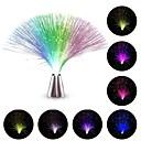ieftine Lumini & Gadget-uri LED-hkv® a condus fibra optica de lumina de noapte lumina de culoare schimbarea mici lumina de noapte de nunta Crăciun partid acasă decorare