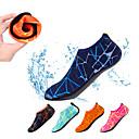 ieftine Șosete-Șosete Apă Șosete Aqua Polyester pentru Adulți - Anti-Alunecare Înot Scufundare Snorkeling Sporturi Acvatice