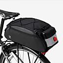 ieftine Lasere-10 L Genți Portbagaj Bicicletă Impermeabil Portabil Purtabil Geantă Motor 600D Poliester Geantă Biciletă Geantă Ciclism Ciclism Bicicletă