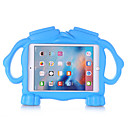 رخيصةأون لوحات المفاتيح-غطاء من أجل Apple ايباد ميني 5 / iPad Mini 3/2/1 / iPad Mini 4 آمن للطفل غطاء خلفي لون سادة / 3Dكرتون EVA