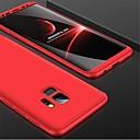 Недорогие Чехлы и кейсы для Galaxy S6 Edge-Кейс для Назначение SSamsung Galaxy S9 / S9 Plus Защита от пыли / Ультратонкий / Матовое Чехол Однотонный ПК
