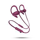 رخيصةأون سماعات الرياضة-LITBest LX-MSF1 سماعة رأس حول الرقبة لاسلكي الرياضة واللياقة البدنية بلوتوث 5.0 مع ميكريفون