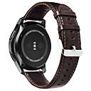 رخيصةأون أساور ساعات Garmin-smartwatch الفرقة ل garmin vivomove ساعة رياضة / vivoactive 3 حلقة جلد طبيعي حزام من الجلد 20MM المعصم