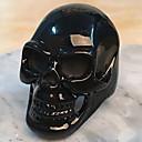 رخيصةأون خواتم-رجالي خاتم 1PC أسود سبيكة غير منتظم عتيق بانغك شائع مناسب للبس اليومي مجوهرات فينتاج جمجمة