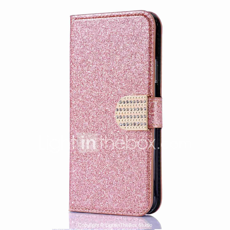 coque iphone 8 clapet magnetique