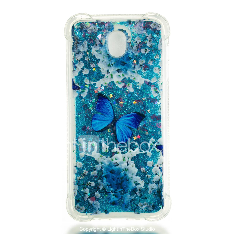 Coque Pour Samsung Galaxy J2 Prime PRO 2018 Antichoc Liquide Motif