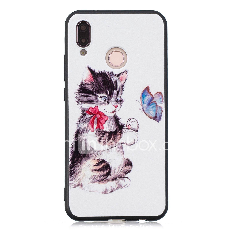 carcasas huawei p20 pro gatos