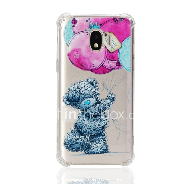 Case For Samsung Galaxy J2 Prime / J2 PRO 2018 Shockproof / Pattern Back Cover Animal Soft TPU for J7 (2017) / J7 (2016) / J7 #06680390