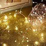 billiga -3M Ljusslingor 30 lysdioder Varmvit Dekorativ AA Batterier Drivs 1set