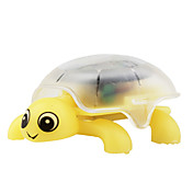 cristal mini solares rastreo tortuga amarilla