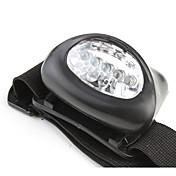 Hodelykter LED 50 lm 1 Modus - Super Lett Liten størrelse Kompaktstørrelse Camping/Vandring/Grotte Udforskning