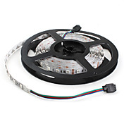 Tiras de Luces RGB Tiras LED Flexibles 300 LED RGB Color variable DC 12V