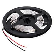 5 m Tiras LED Flexibles 300 LED 3528 SMD Blanco 12 V / IP44