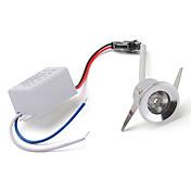 3000lm Luces de Techo Luces Empotradas 1 Cuentas LED LED de Alta Potencia Blanco Cálido 85-265V