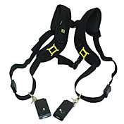 Quick Release Double skulder Camera Neck Strap for 2 Digital SLR Camera