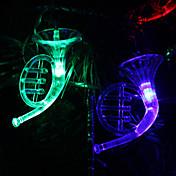 Lysslynger 32 LED RGB Fargeskiftende 220V