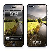 "El Código Da ™ Skin para el iPhone 4/4S: ""River tranquila"" (serie de la naturaleza)"