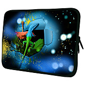 """2 colores Gecko"" Pattern Material Nylon impermeable del caso del manga de 11 ""/ 13"" / 15 ""Laptop y Tablet"