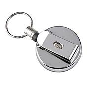 Metal retráctil Badge Reels BuckleHUI-125